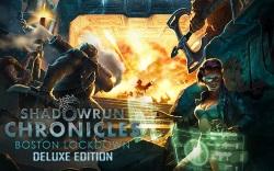Shadowrun Boston Lockwdown Soundtrack cover