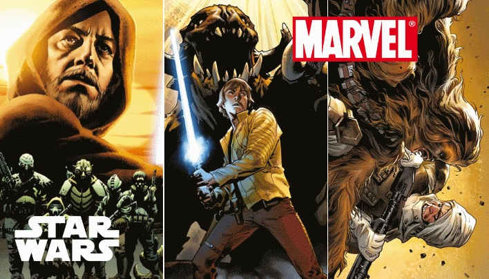 Rezension: Star Wars 7-9: Showdown auf dem Schmugglermond (Marvel Comics)