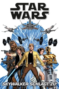 Star Wars Luke Skywalker schlaegt zurueck Cover Panini Rezension