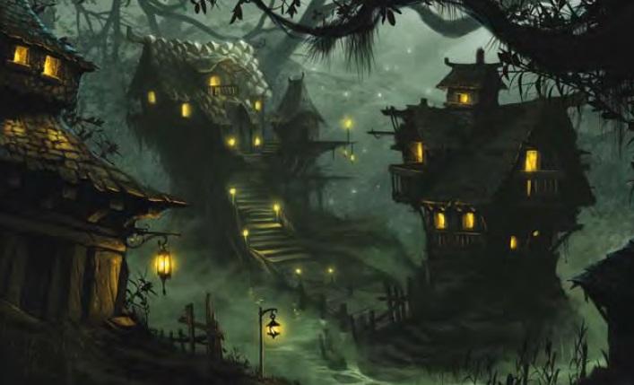 Waldsiedlung