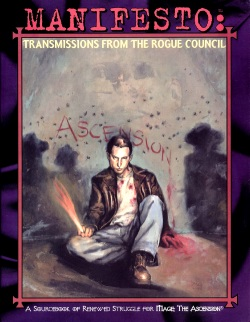 transmissions fron the rogue council cover