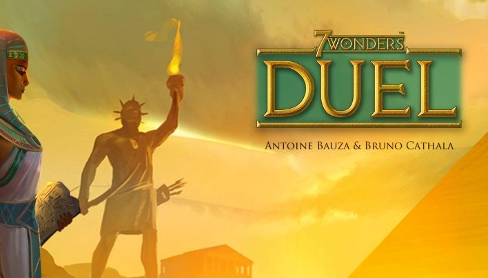 Rezension: 7 Wonders Duel – Taktisches Zweipersonenspiel in antikem Setting