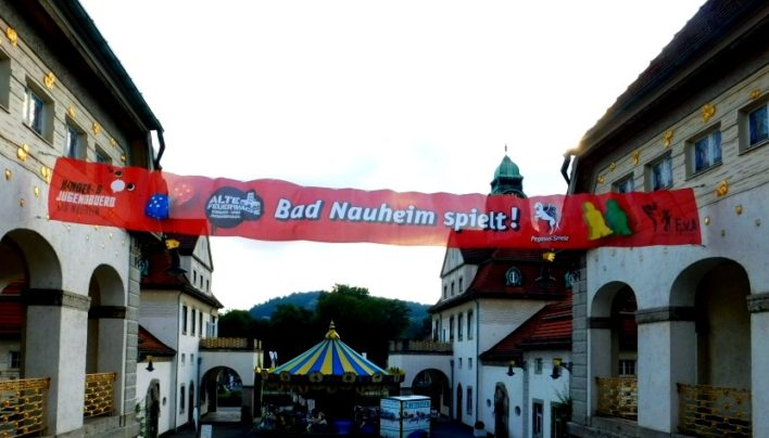 Bad Nauheim spielt! 2016 – Die Convention im Kurort