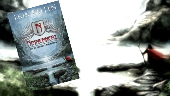 Rezension: Nimmerherz 1 – Roter Schnee wird fallen (Erik Kellen)