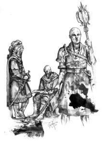 Kor Priester - Katharina Niko -Ulisses Spiele