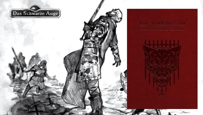 Rezension: Kor Vademecum – Blutrausch, Sold und Schlachtenlärm (DSA)