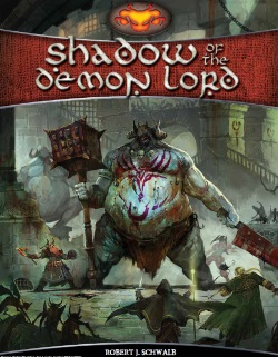 Shadow of the Demon Lord Review Cover