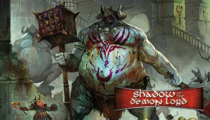 Spielbericht: Shadow of the Demon Lord