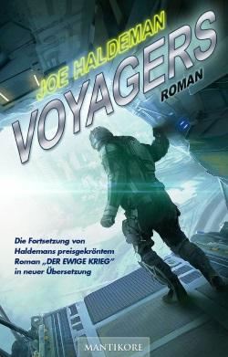 Voyagers Rezension Haldeman Mantikore Review Cover