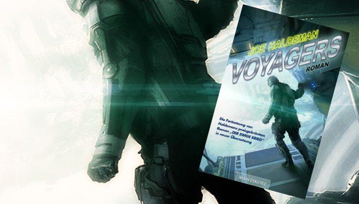 Rezension: Voyagers (Joe Haldeman) | Weltraumreise am Ende des Krieges