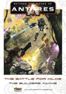 Das Cover der ersten Erweiterung zu Beyond the Gates of Antares.