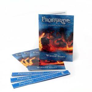"""Die """"Freebies"""" des Organized Play zu Frostgrave."""