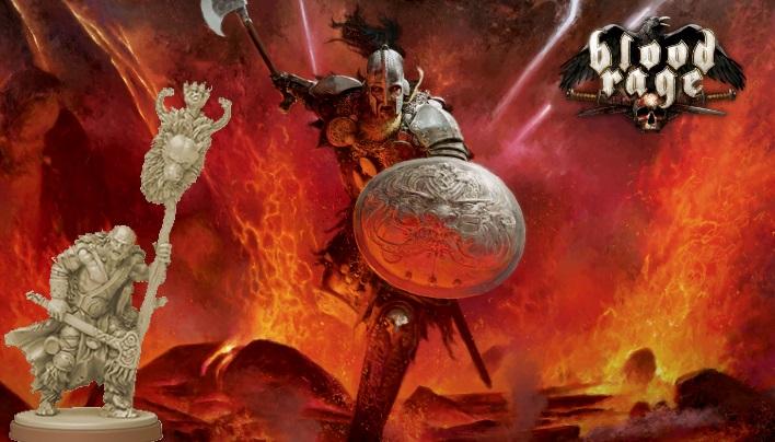 Rezension: Blood Rage – Von Riesen, Ruhm und Ragnarök