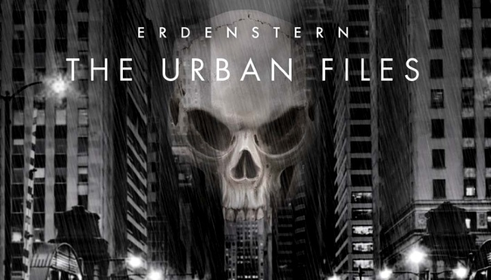 Rezension: Erdenstern – The Urban Files – Urban Noir Fantasy
