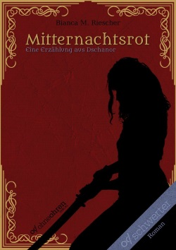 Mitternachtsrot Roman Review Cover