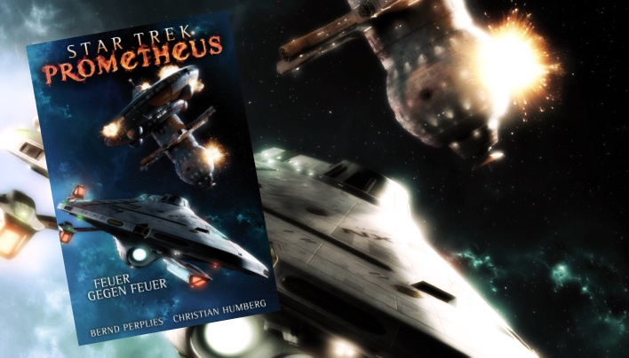 Rezension: Star Trek Prometheus 1 – Mission im Lembatta-Cluster