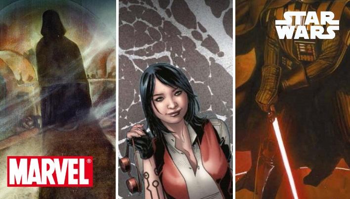 Rezension: Star Wars 10-12: Darth Vader-Schatten und Geheimnisse