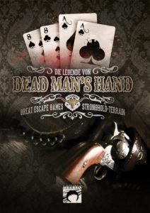Das Cover von Dead Man's Hand.