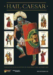 Das Cover von Hail Caesar.