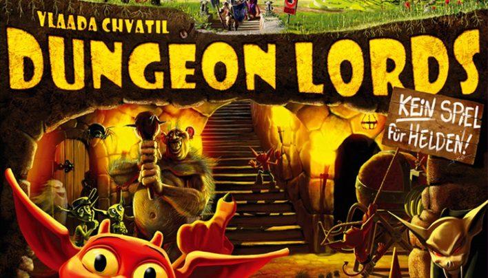 Rezension: Dungeon Lords – Ein Verlies verwalten ist kein Zuckerschlecken