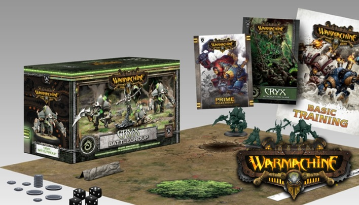 Rezension: Warmachine Cryx-Battlegroup – der ideale Hobbystarter?