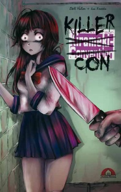 Killer Con Manga Anime Roman Cover