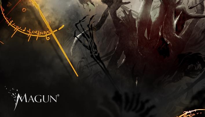 Preview: Kickstarter Magun – Geistergott auf Abwegen