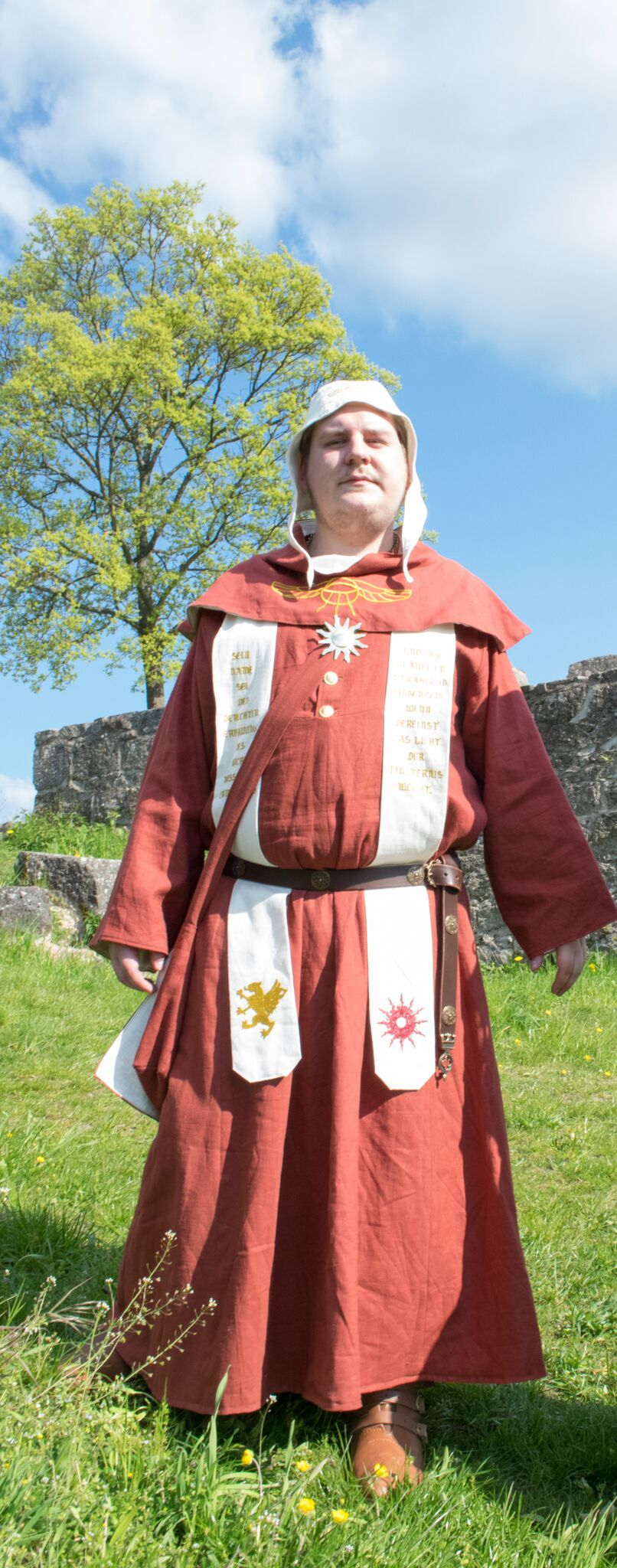 Stereotypen im LARP: Des Glaubens Stimme - Der Priester