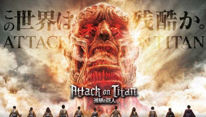 Rezension: Attack on Titan – Kinofilm – Das große Fressen