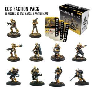 Als Beispiel: Die Fraktionsbox der CCC.