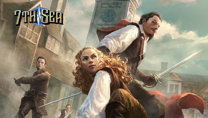 7th Sea: 2nd Edition – Die erfolgreiche Kickstarter-Kampagne unter der Lupe