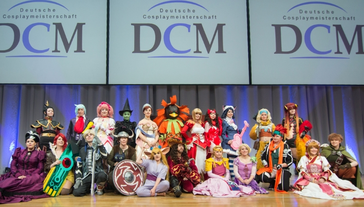 DCM – Cosplaycontest made in Germany