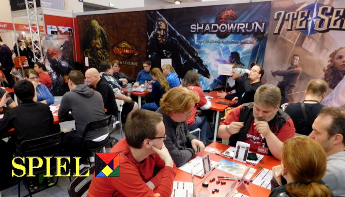 SPIEL 2016: Pegasus Spiele – Rollenspiel