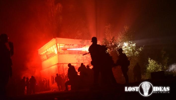 Resistopia II – Dreck, Kugeln, Aliens und ein vermeintlich sicherer Bunker
