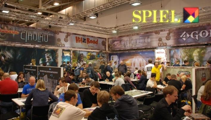 Spiel 2016 – Entwicklungen in der Brettspielbranche