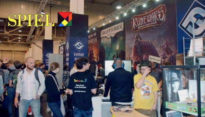 SPIEL 2016: Zu Besuch beim Heidelberger Spieleverlag