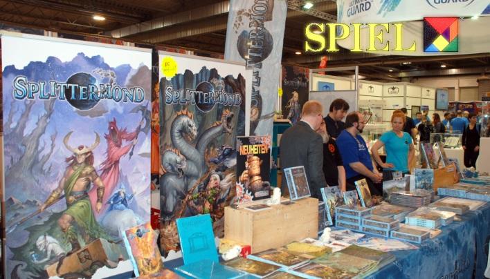 SPIEL 2016: Besuch beim Uhrwerk Verlag