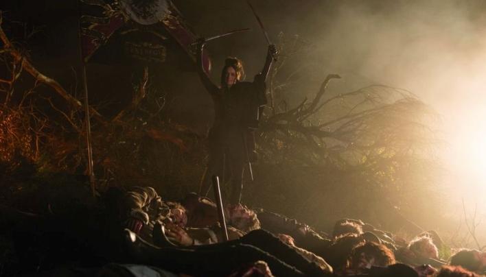 Angeschaut: Stolz und Vorurteil & Zombies BluRay – Alles ist besser mit Zombies!