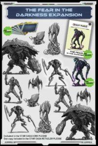 Gehört zu den Extras, die Kickstarter-Unterstützer erhalten: Die Fear in the Darkness-Erweiterung.