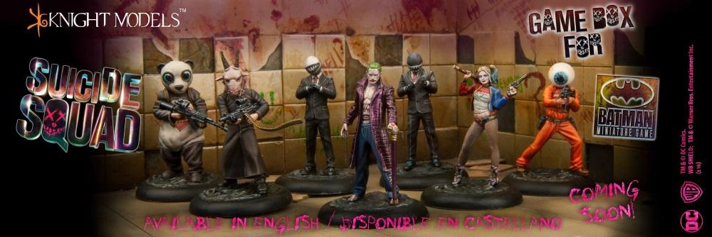 Die Joker's Crew.